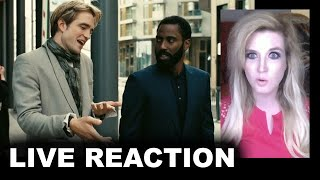 Tenet Trailer 2 REACTION