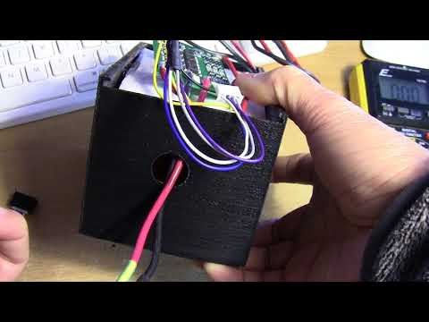 Add balance charging to inexpensive 18650 BMS protection boards