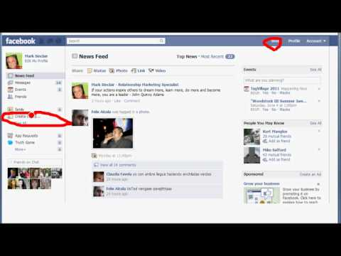 Facebook Group Tutorial Update