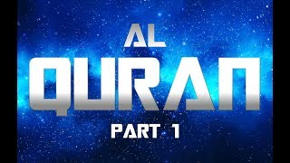 Quran In English Audio Only | Clear English Translation - Part 1 Of 2