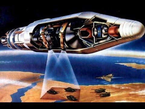 Secret Satellite -- Засекреченный спутник [СУБТИТРЫ]