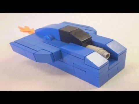 Lego Transformers #75 - Boost