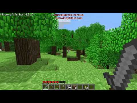 Minecraft Tutorials - 02 - How to Survive & Thrive (Food & Cooking)