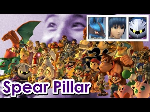 Let's Play! Super Smash Bros. Brawl: Spear Pillar (3-4)