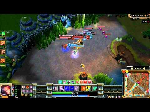 Fiora- The master baiter- League of Legends
