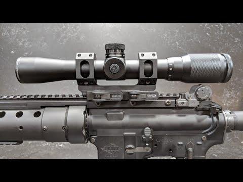 American Defense AD-RECON-S 30 STD Scope Mount Review