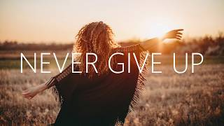 WildVibes & Arild Aas - Never Give Up (Lyrics)