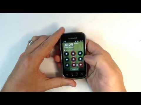 Samsung Galaxy Mini 2 S6500 hard reset
