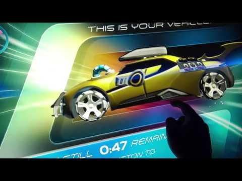 Design car of Test Track @ Disney Epcot