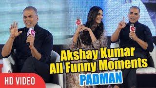 Padman Funny Moments | Akshay Kumar | Sonam Kapoor | R. Balki