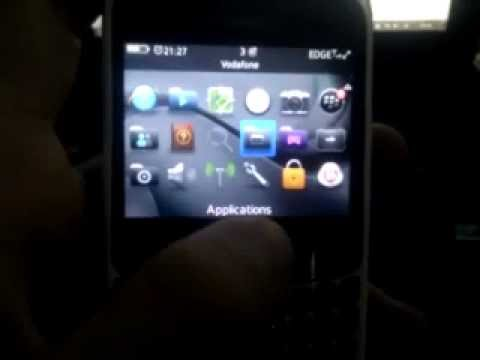 blackberry curve 8520 theme