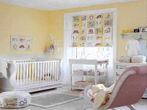 Baby girl room decorations inspiration ideas