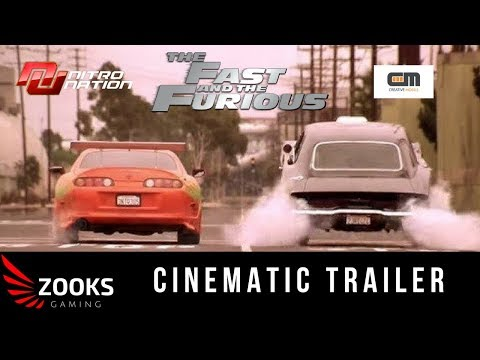 Nitro Nation - The Fast and Furious Trailer