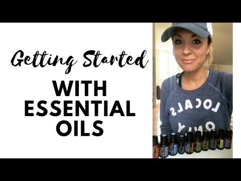 Getting Started With Essential Oils | Tips Tricks + Recipes for Beginners