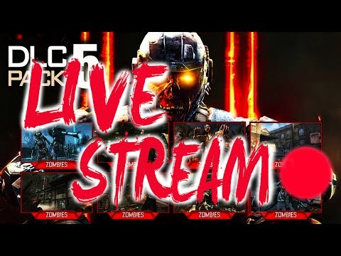 Call Of Duty Black Ops 3 zombies  *New Maps* AND SOME REMASTER