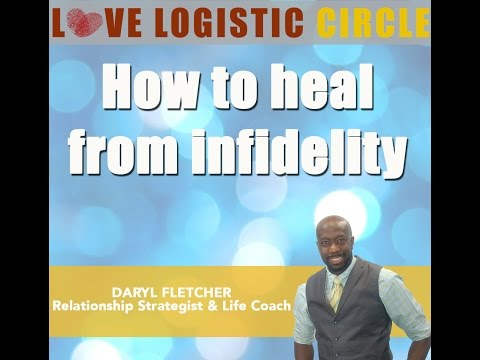 How to heal from infidelity