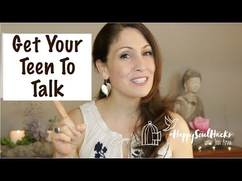 Teen Talk: How to Get Your Teen to Talk to You