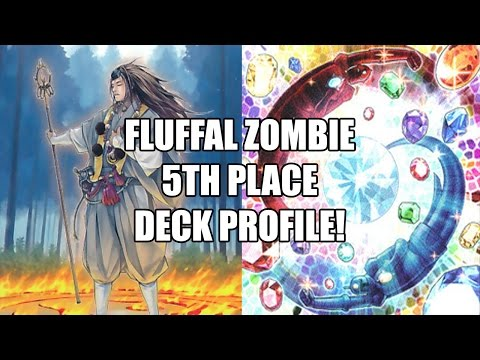 5th Place Fluffal Zombie Bristol, England Regional Deck Profile by Ash Brookes October 2016!