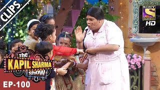 Face off between Bumper and the Kids -The Kapil Sharma Show -Ep-100 - 23rd Apr, 2017