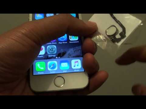 iPhone 5S: Reasons Why the Touch ID Fingerprint Will Not Work