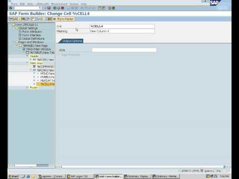 Smartforms using Select options(Smart forms)