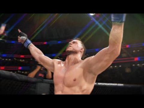 EA SPORTS™ UFC® 3 think hes dead