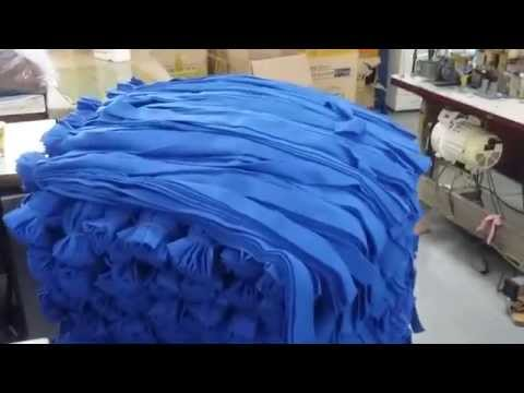 Microfiber Mop & Equipments Manufacturing