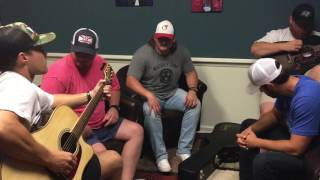 """""""Night Moves"""" Cover by Luke Combs, Muscadine Bloodline, Ray Fulcher and Jobe Fortner"""