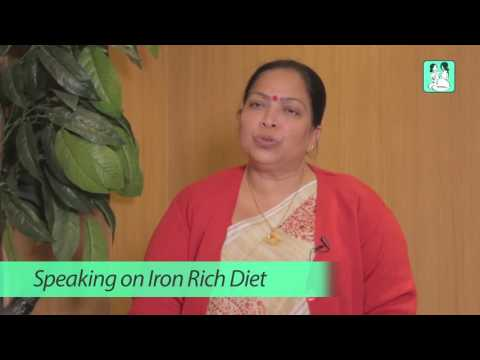 Iron Rich Diet in Pregnancy