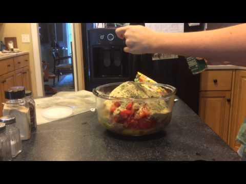 Crockpot meatloaf in minutes