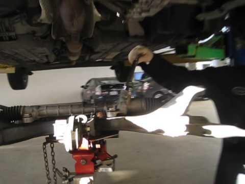 Prius Steering Intermediate Shaft Recall C0T Part I (stripped splines)
