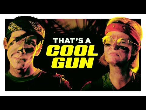 Who Gets the Cool Gun?