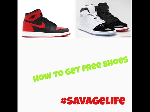 How to get free shoes 100%working method