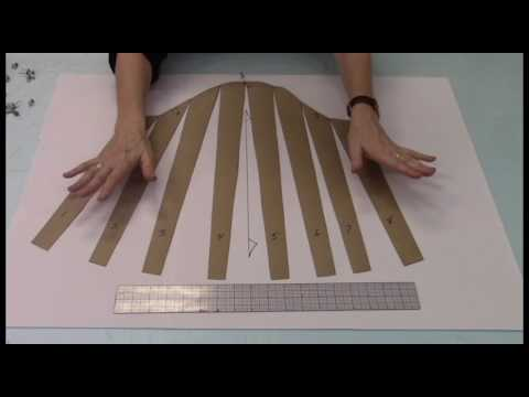How to Pattern the Lantern Sleeve