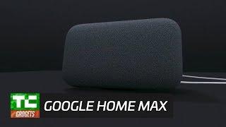 Google's Home Max brings premium audio to its Assistant speaker