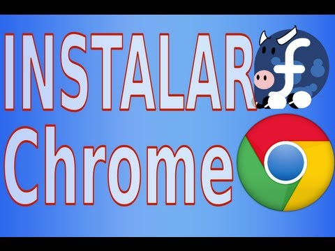 Como Instalar Google Chrome en Fedora 20/19/18/17/16 - How to install Google Chrome Fedora