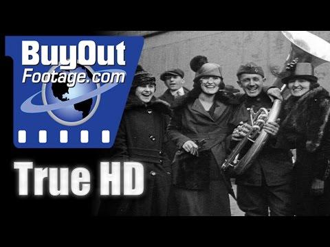 Mirror of America Reel 3 | 1890's - 1920's Historic HD Footage