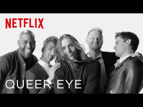 Queer Eye   Opening Sequence   Netflix