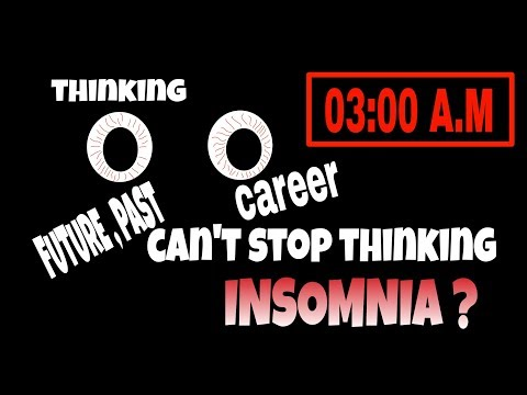 How to stop overthinking at night in hindi by Impact youtuber