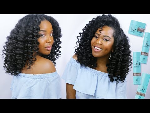 Flawless Spiral Curls | Natural Hair | ft Flawless by Gabrielle Union