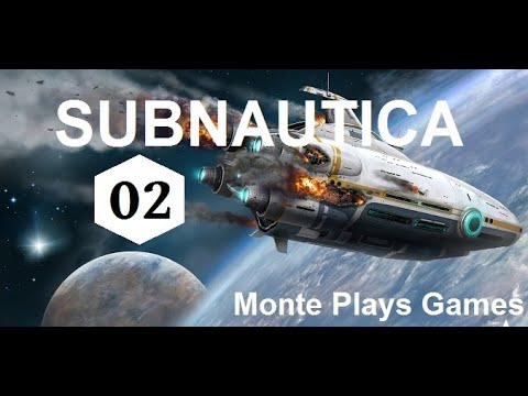 Subnautica | Full Release Game | Part 02 Cave Sulfur, Silver, Gold