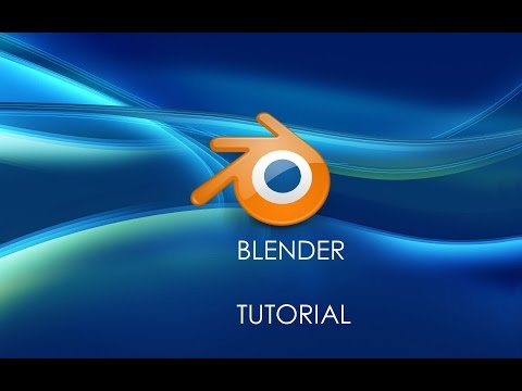 how to make a blender 20th century fox logo [Tutorial]