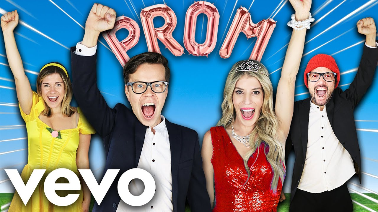 Prom the Music Video Challenge in 24 Hours!