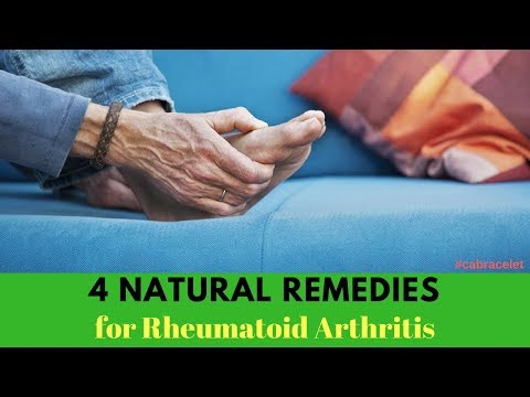 4 natural remedies for rheumatoid arthritis - amazing new natural cure?