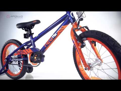 Kid's Bike Sizing Guide: How to choose the right size bike.