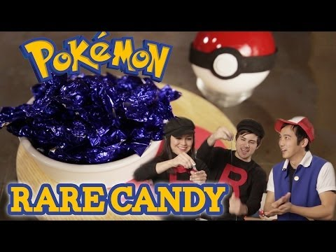 How to make Pokemon RARE CANDY with Anthony! Feast of Fiction S3 E10