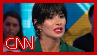 Actress shares how her parents were deported when she was a teen
