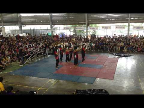 Lorma Colleges Cheerdance Competition - CAS(College of Arts and Sciences) 1st performer