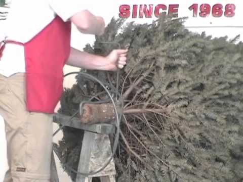 How to put on a Davis Tree Stand