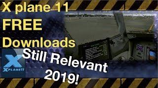 X Plane 11 FREE downloads 2019 #1